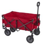 Folding Sport Wagon with Removable Bed $39.99